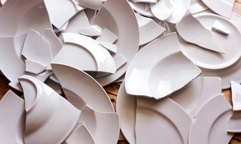 Keramikk og porselen