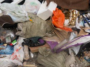 Blandet avfall